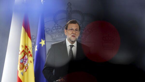 Mariano Rajoy, presidente en funciones del Gobierno de España - Sputnik Mundo