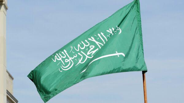 Bandera de Arabia Saudí - Sputnik Mundo