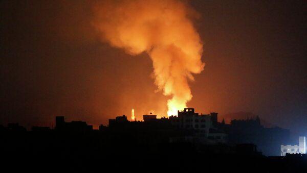 Situación en Yemen (archivo) - Sputnik Mundo