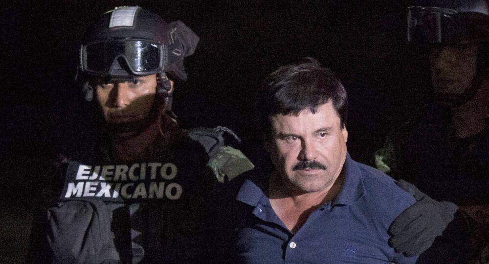 El 'Chapo' Guzmán (archivo)