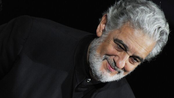 Placido Domingo - Sputnik Mundo