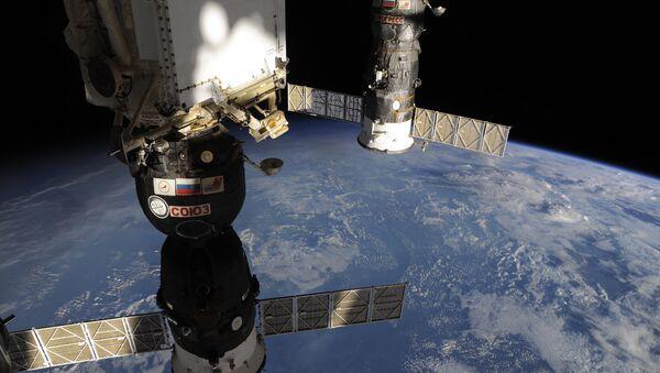 Estación Espacial Internacional (archivo) - Sputnik Mundo