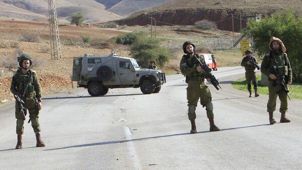Soldados istraelíes - Sputnik Mundo