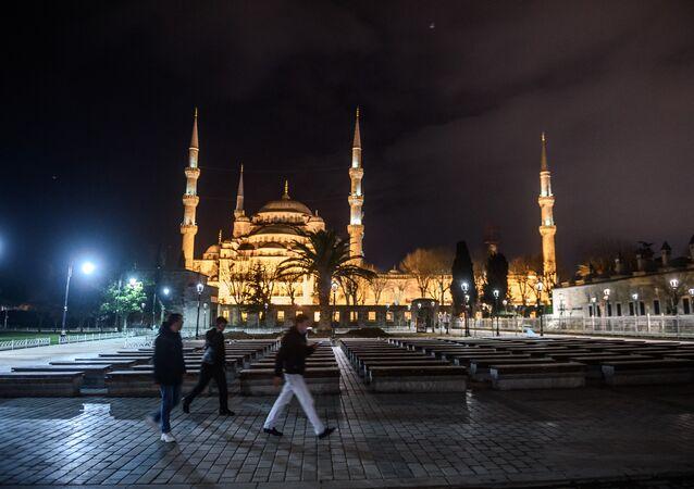 Plaza Sultanahmet de Estambul