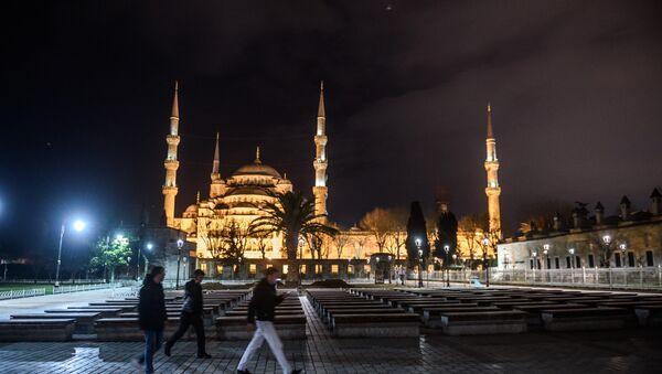 Plaza Sultanahmet de Estambul - Sputnik Mundo