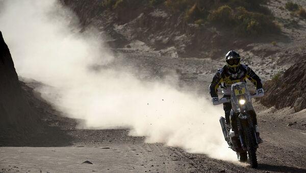 Rally Dakar 2016, Bolivia - Sputnik Mundo