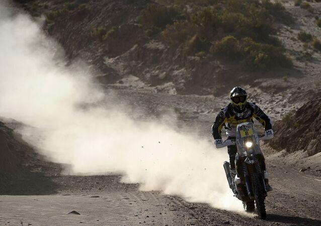 Rally Dakar 2016, Bolivia
