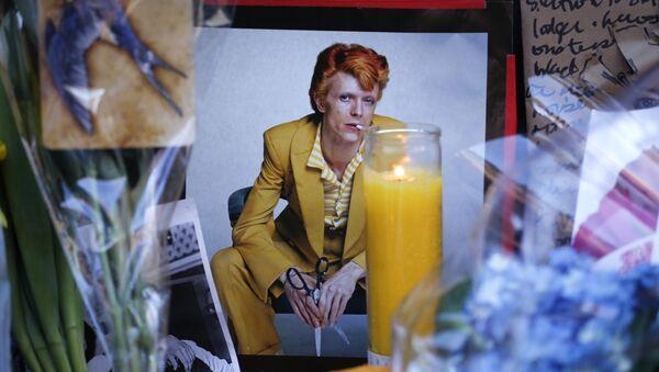 Homenaje a David Bowie - Sputnik Mundo