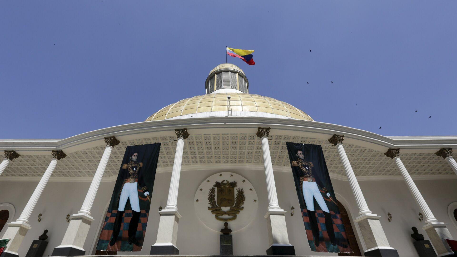 Asamblea Nacional de Venezuela - Sputnik Mundo, 1920, 25.02.2021
