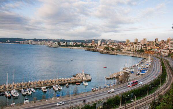 Valparaíso, Chile - Sputnik Mundo