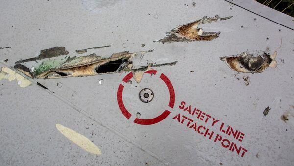 La catástrofe de MH17 en el este de Ucrania en 2014 - Sputnik Mundo