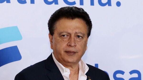 Alfredo Hawit - Sputnik Mundo