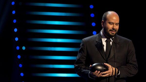Ciro Guerra, director de la película El abrazo de la serpiente - Sputnik Mundo