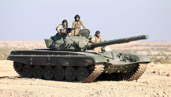 Ejército de Irak - Sputnik Mundo