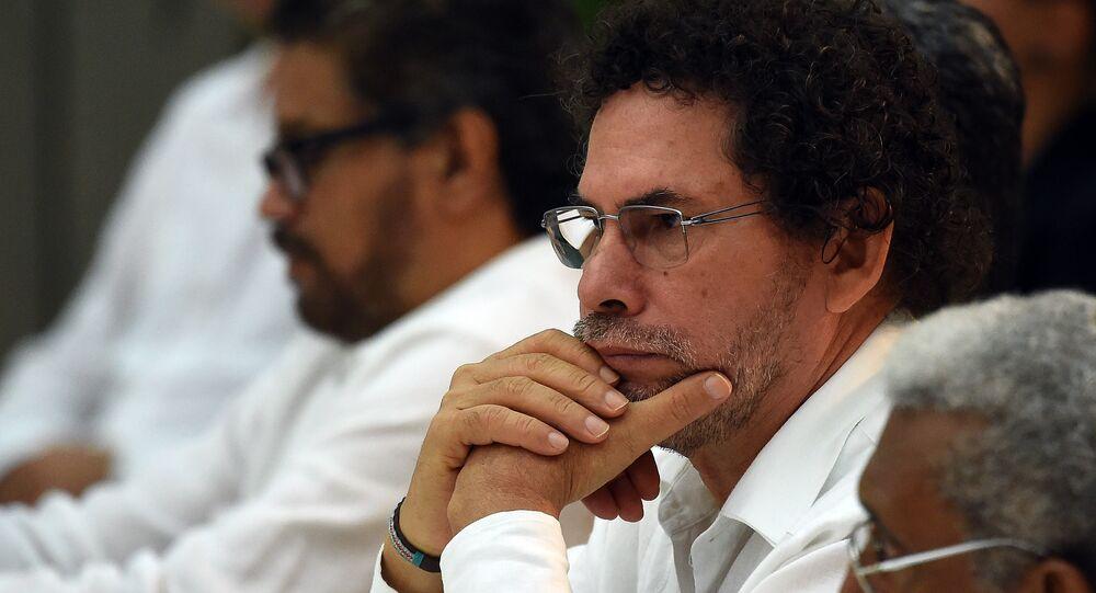 Pastor Alape, exlider de las FARC