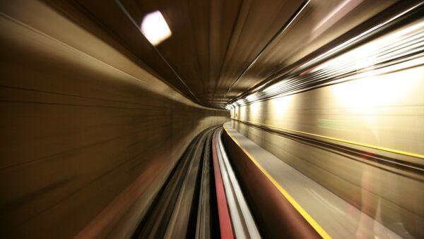 Tren - Sputnik Mundo