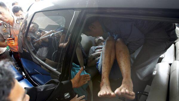 Herido en un atentado en Yakarta - Sputnik Mundo