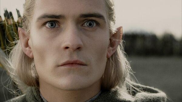 Legolas, uno de los personajes principales de la saga El Señor de los Anillos - Sputnik Mundo