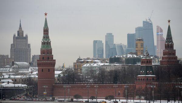 Kremlin de Moscu - Sputnik Mundo