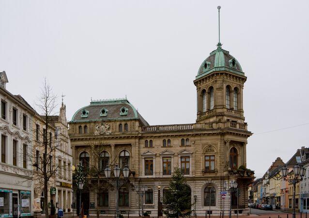 Ciudad alemana de Rheinberg
