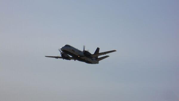 Avión de Sol Líneas Aéreas - Sputnik Mundo