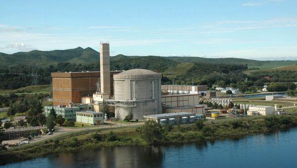 Central Nuclear de Embalse en Argentina - Sputnik Mundo
