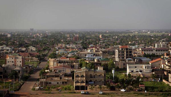 Uagadugú, capital de Burkina Faso (archivo) - Sputnik Mundo