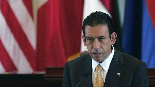Humberto Moreira, exgobernador y líder nacional del Partido Revolucionario Institucional - Sputnik Mundo