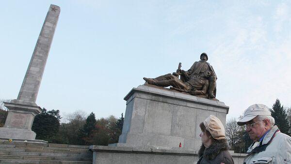 El Monumento a los Héroes del Ejército Rojo, Varsovia - Sputnik Mundo