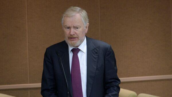 Serguéi Storchak, viceministro de Finanzas de Rusia - Sputnik Mundo
