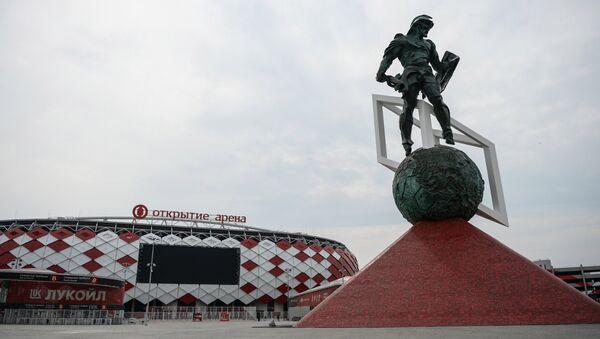 Estadio Spartak en Moscú - Sputnik Mundo