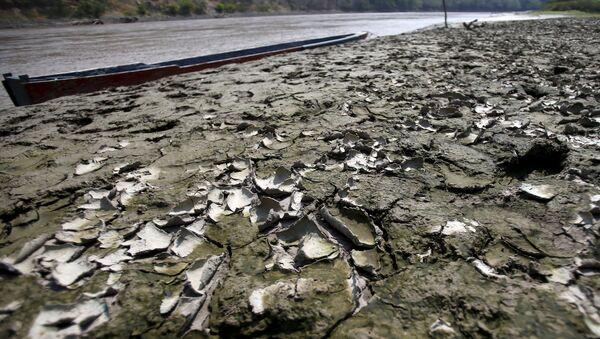 El Niño en Colombia - Sputnik Mundo
