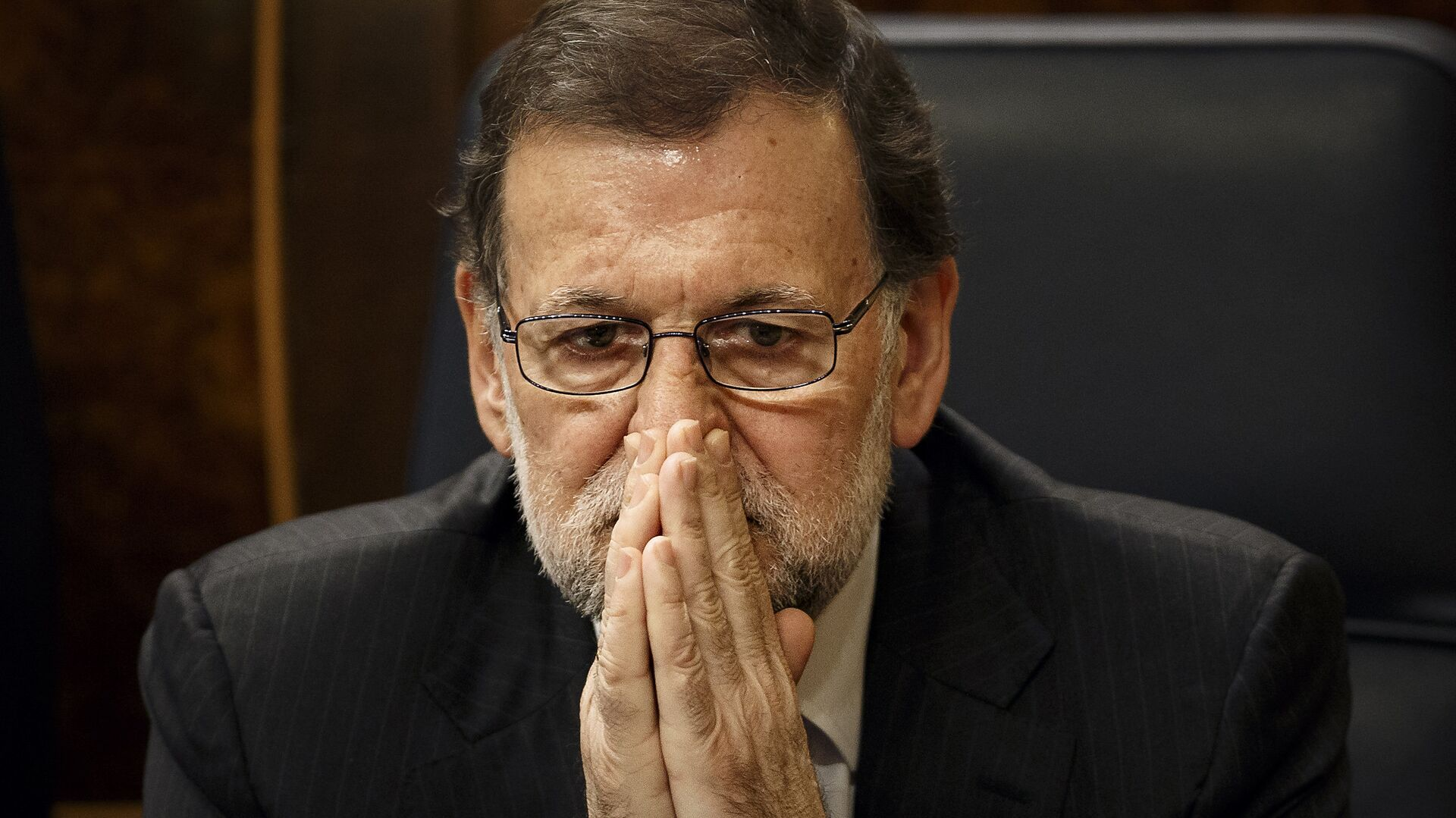 Mariano Rajoy, expresidente del Gobierno de España - Sputnik Mundo, 1920, 02.07.2021