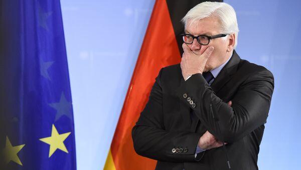 Frank-Walter Steinmeier, el presidente de la OSCE - Sputnik Mundo