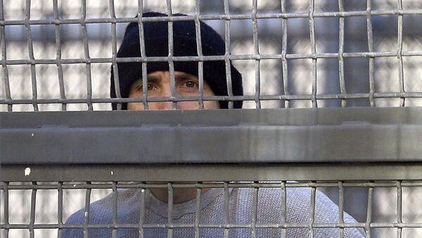 Un preso en el cárcel - Sputnik Mundo