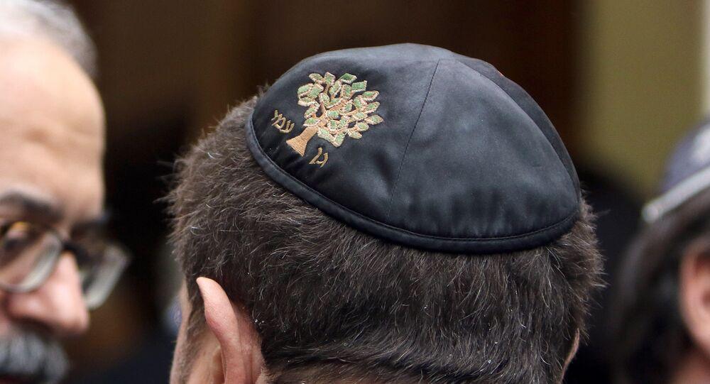 Miembros de la comunidad judía en Francia