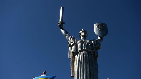 Estatua de la Madre Patria - Sputnik Mundo
