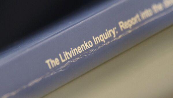 Sumario del caso de Litvinenko - Sputnik Mundo