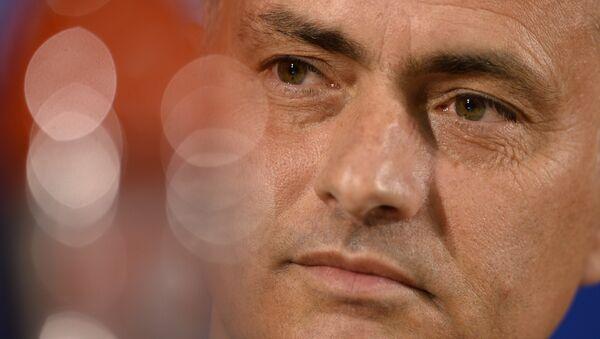 José Mourinho - Sputnik Mundo