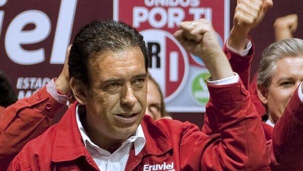 Humberto Moreira, exgobernador mexicano y expresidente del PRI - Sputnik Mundo