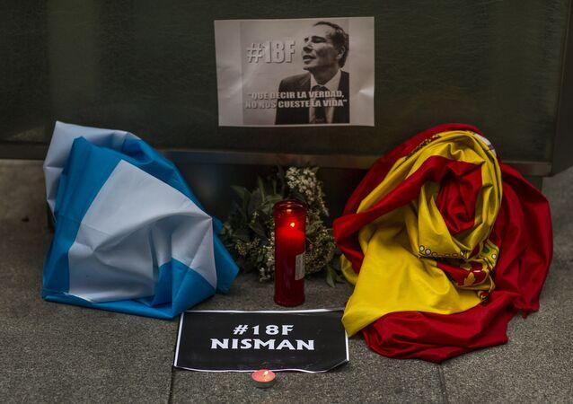 Memorial de Alberto Nisman