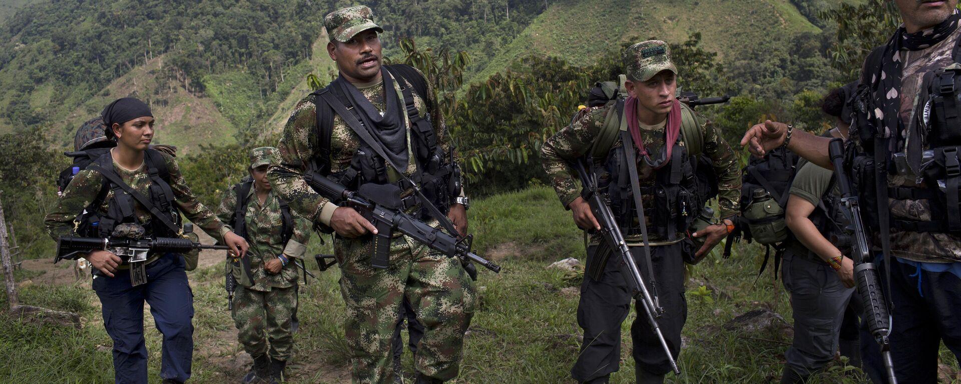 Combatientes de las FARC - Sputnik Mundo, 1920, 23.07.2021