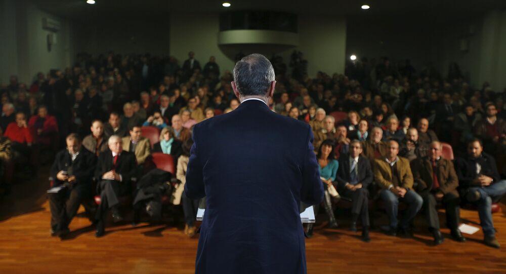 Marcelo Rebelo de Sousa, candidato a la presidencia de Portugal