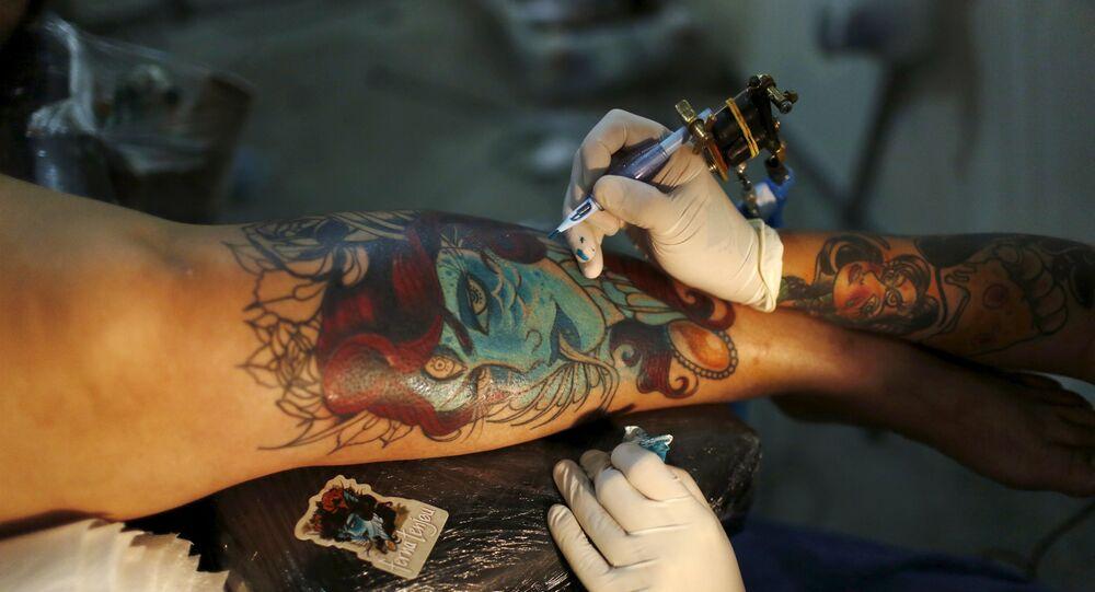 Tatuaje (imagen referencial)
