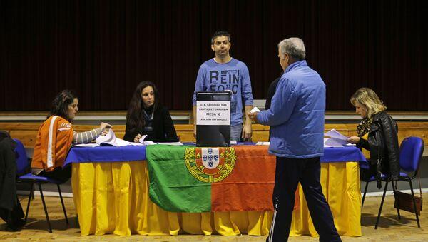 Elecciones presidenciales en Portugal - Sputnik Mundo