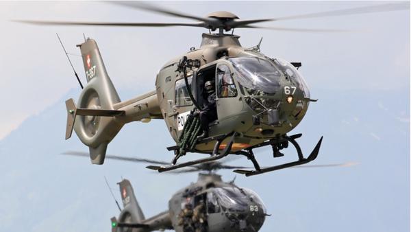 Helicópteros H135 de la empresa Airbus Helicopters - Sputnik Mundo