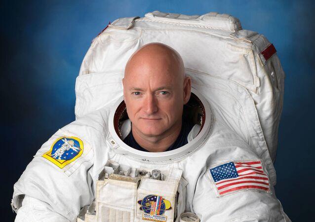 Scott Kelly, astronauta estadounidense