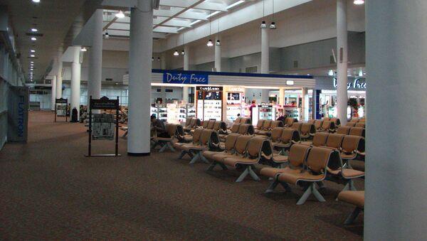 El aeropuerto de Chiang Mai - Sputnik Mundo