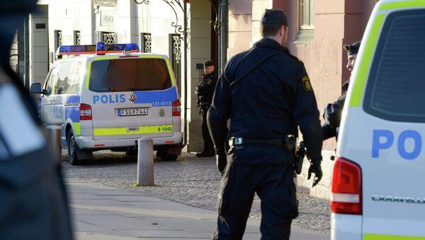 Swedish police - Sputnik Mundo