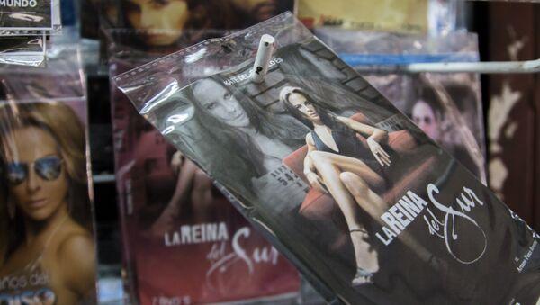 DVD de la serie La Reina del Sur - Sputnik Mundo